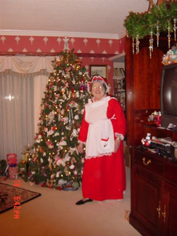 celtic_writer -- The Craft Lady, Mrs. Claus and a Celtic Poem