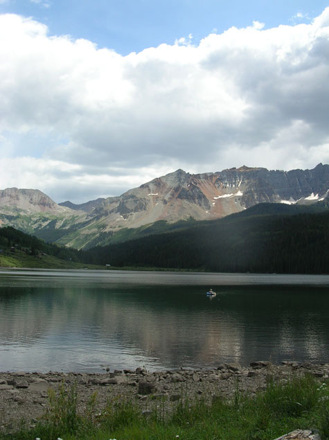 celtic_writer: Trout Lake, Western Colorado