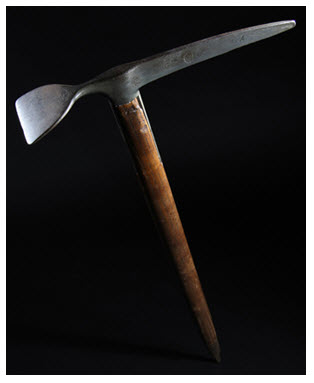 celtic_writer: Hillary's Axe